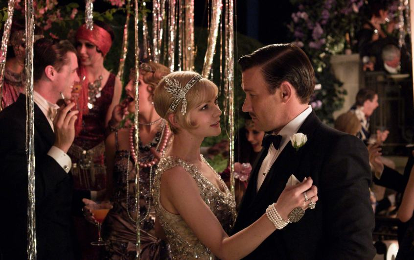 il grande gatsby_party