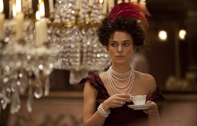 Keira Knightley come Anna Karenina