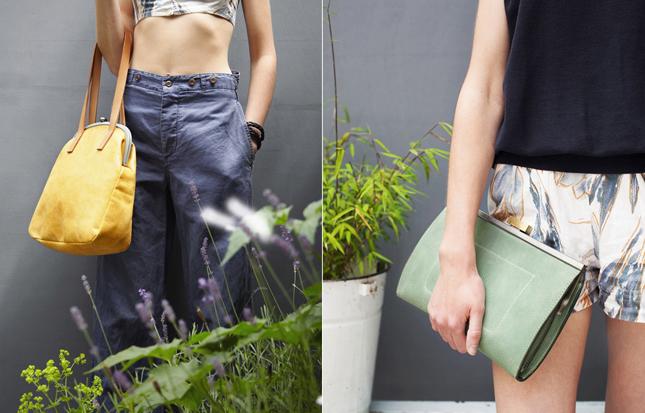 le borse di Ally Capellino