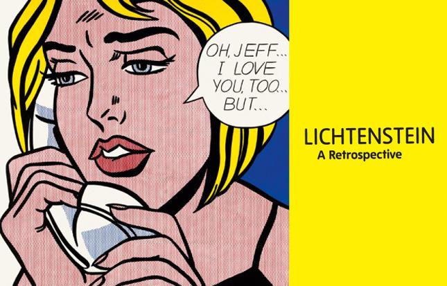 lichtenstein mostra tate modern