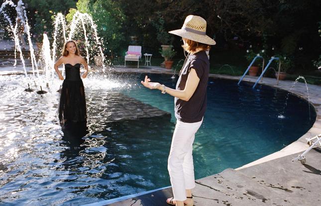 Natalie Portman e Sofia Coppola