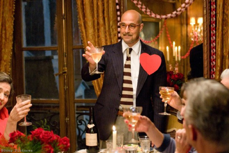 stanley tucci julie and julia