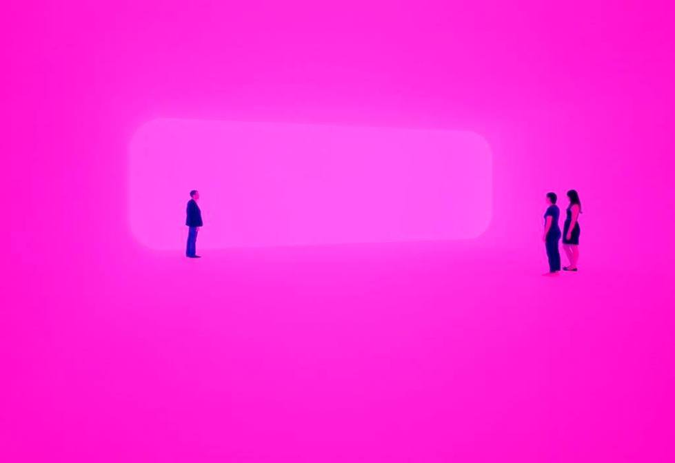 "James Turrell, ""Breathing Light,"" 2013, Los Angeles County Museum of Art"