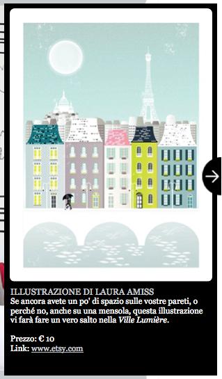 laura amiss illustrazione parigi