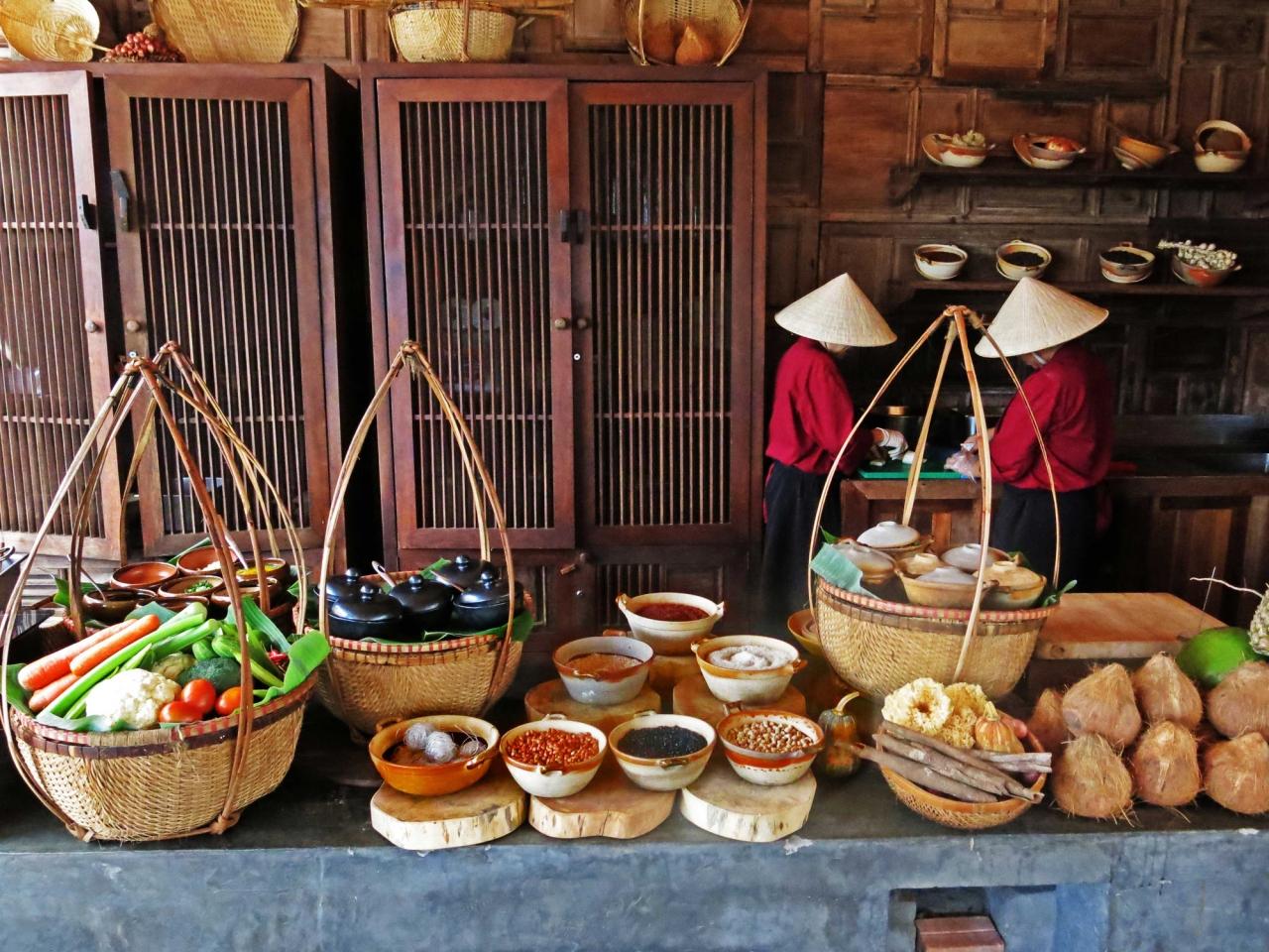 Tutti i segreti della cucina vietnamita margherita visentini for Cucina vietnamita