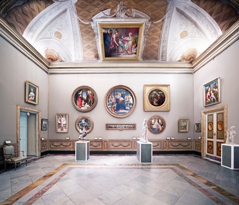 Candida Hofer-Galleria Borghese