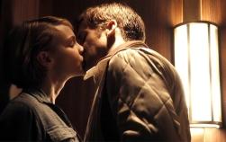 Uno dei baci più emozionanti degli ultimi anni cinematografici quello tra Ryan Gosling e Carey Mulligan in 'Drive' (Nicolas Winding Refn, 2011)